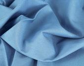 Cotton, light blue, sky blue