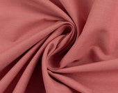 Cotton, heath, uni, old pink