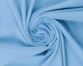 Jersey, uni light blue