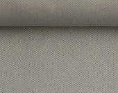 Canvas, decorative fabric, grey mottled