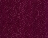 Westfalen cotton, berry, dots