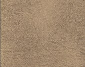 imitation leather, Maro 1172, light brown, suede look