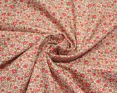 Cotton, pink, stray flowers, flowers