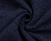 Leftover, knit, bono, uni dark blue 1597