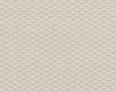 Westfalen cotton, beige, waves