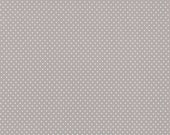Jersey, Verena 183, grey, dotted, dots