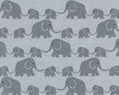 Cotton, Westphalian Fabrics, Young Line, Elephant Grey