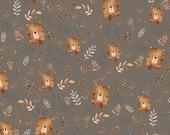 Jersey, brown, bears, twigs