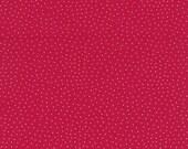 Cotton, Westphalian fabrics, Kitzbühel, red white dotted