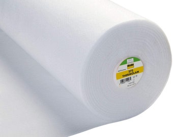 272 Thermolam volume fleece 90 cm wide with very good thermal insulation