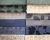 Cotton, Fabric Package, Westphalian Fabrics, Patchwork, Elephant & Co.