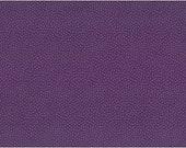 Westphalian fabrics, cotton, capri, white, purple dots