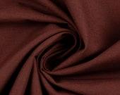 Cotton heath 179, dark brown, chocolate brown