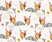 Jersey, lets rain again, white, squirrel, umbrella