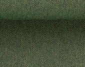 Canvas, decorative fabric, Rome 1604, hay green mottled