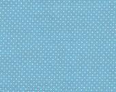 Cotton Judith 154, light blue dotted, dots 2 mm