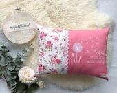 "Pillow ""Kaja"", name pillow, cuddly pillow"