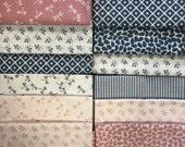 Cotton, Fabric Package, Westphalian Fabrics, Patchwork, Kyoto