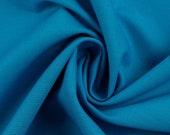 Cotton, heath 842 turquoise, blue