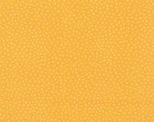 Westfalenstoffe, cotton, Capri, Mainau, white-yellow, dots