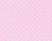 Cotton, Judith 431, light pink dotted, dotting 2 mm