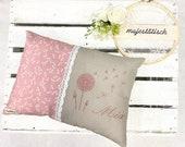 """Pillow """"Mia"""", name pillow, cuddly pillow"""