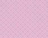 Cotton, Westfalenstoffe cardiff, pink-flieder-mauve, circles