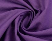 Cotton, heath 644, violet