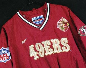 2fadddd3 49ers jacket | Etsy