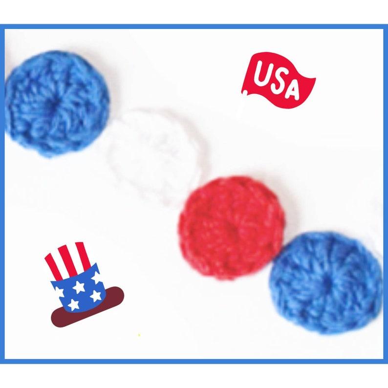 July \u2022 Fourth \u2022 Red \u2022 White \u2022 Blue \u2022 Patriotic \u2022 Banner \u2022 Decor \u2022 Party \u2022 Event \u2022 Photo \u2022 Prop \u2022 Garland \u2022 Sign \u2022 Rustic \u2022 Minimal \u2022 America