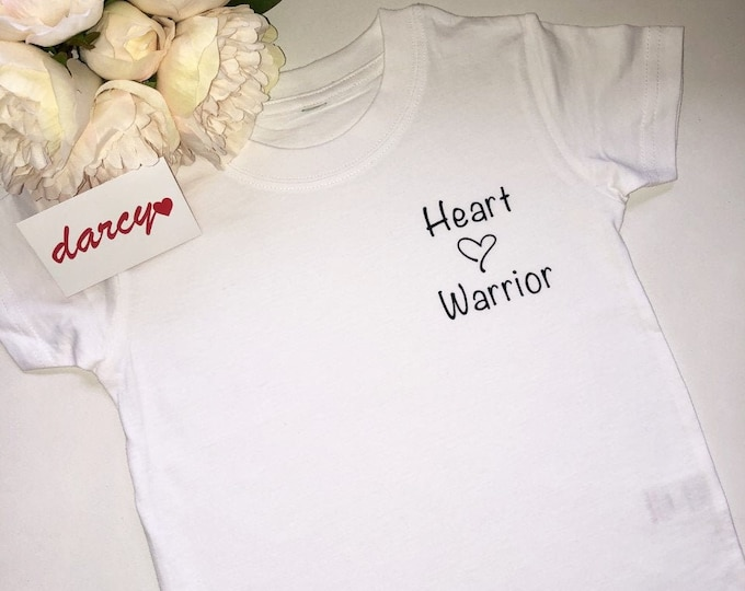 Heart Warrior Charity T-Shirt