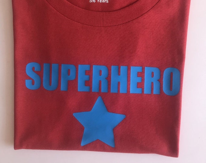 Superhero Children's T-Shirt