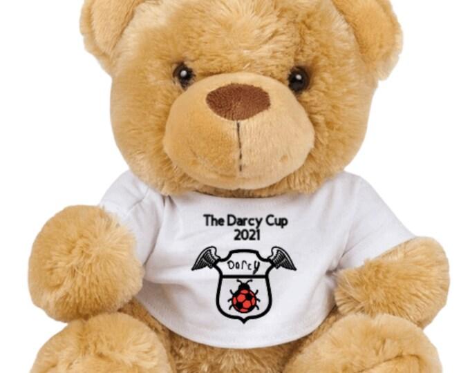 The Darcy Cup 2021 Teddy Bear
