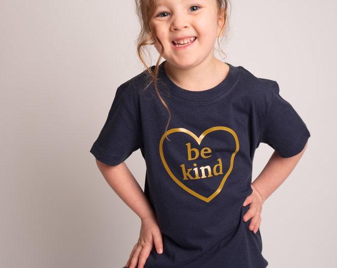 Be Kind Children's T-Shirt