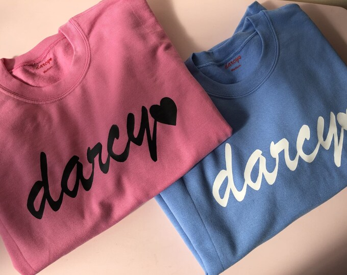 Adult's Darcy Logo Sweatshirt