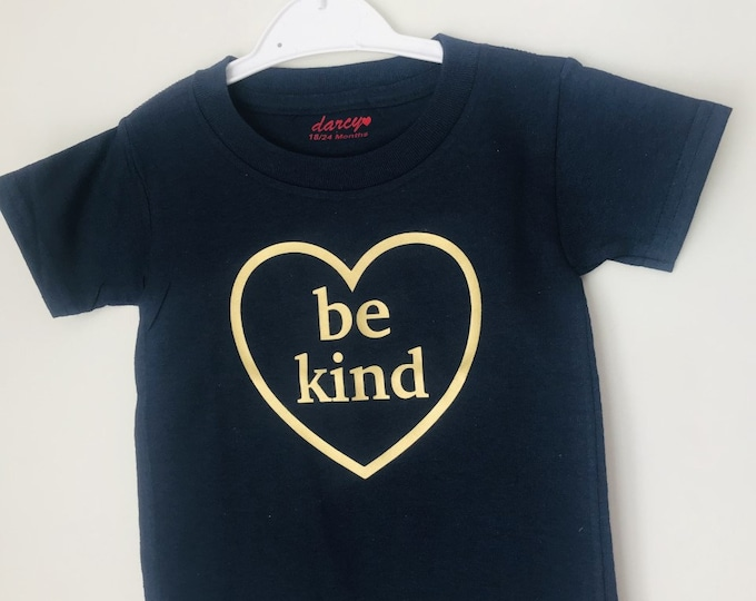 Be Kind Children's T-Shirt