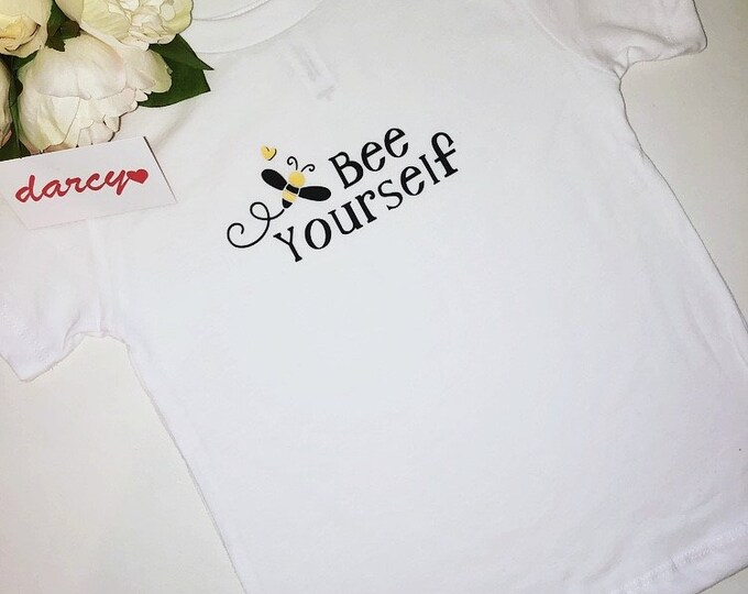 Bee Yourself Children's T Shirt