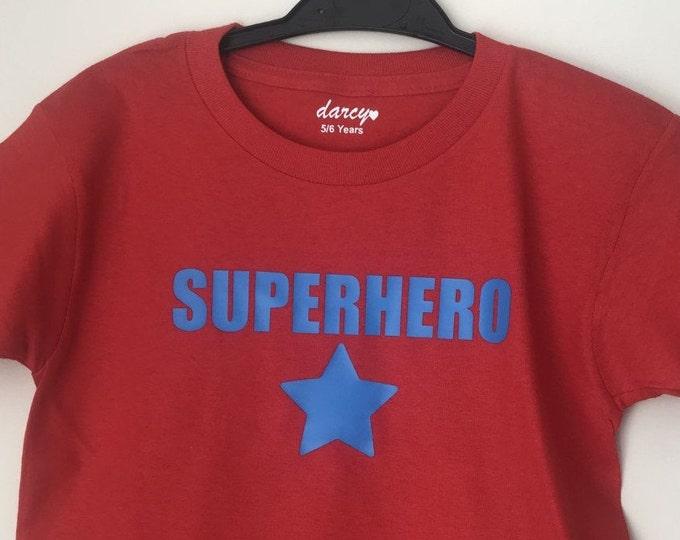 Superhero Children's T-Shirt