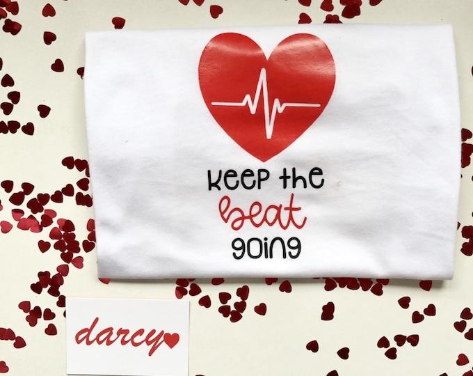 Keep The Beat Going Children's Charity Tshirt
