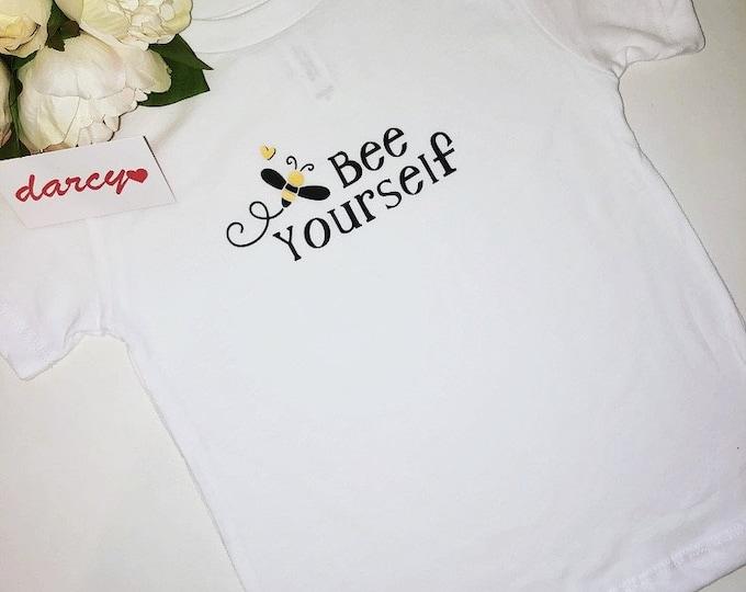 Bee Yourself Children's T Shirt