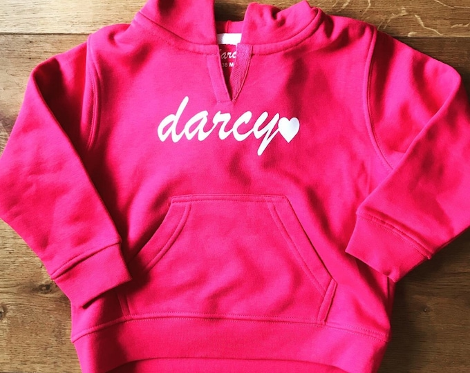 Children's Darcy Hoody *Available in different colours*