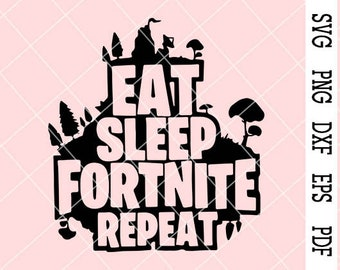 picture about Fortnite Logo Printable titled Cost-free Fortnite Svg Slice Data files Fortnite Dice Tracker Youtube