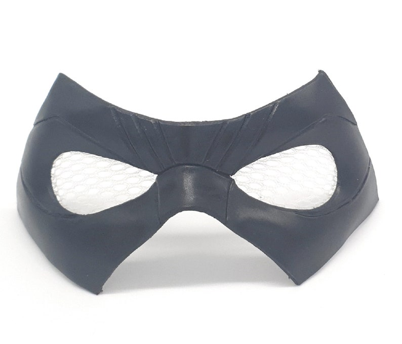 The Umbrella Academy inspired Leather Cosplay Mask CCXP Exclusive edition