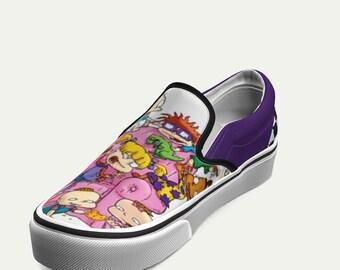 aada363c05a4a Rugrats shoes | Etsy