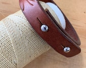 simple leather band