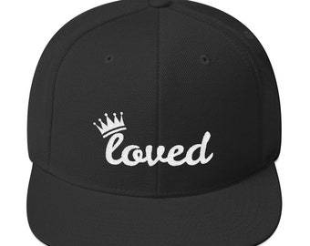 979f8e14475 John 3 16 Loved Hat