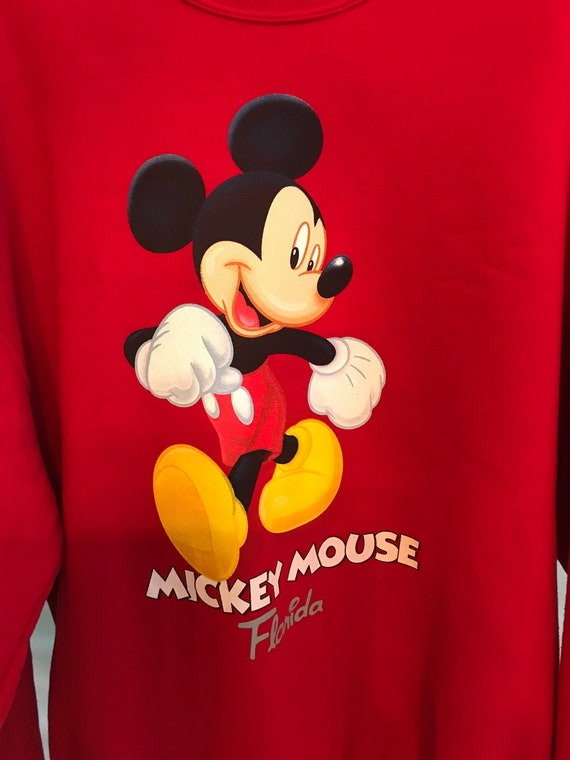Vintage Disney Clothing- Vintage Mickey clothing-