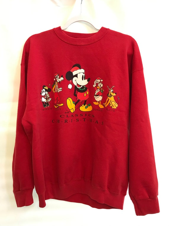 Vintage Christmas Disney Clothing- Vintage Christm