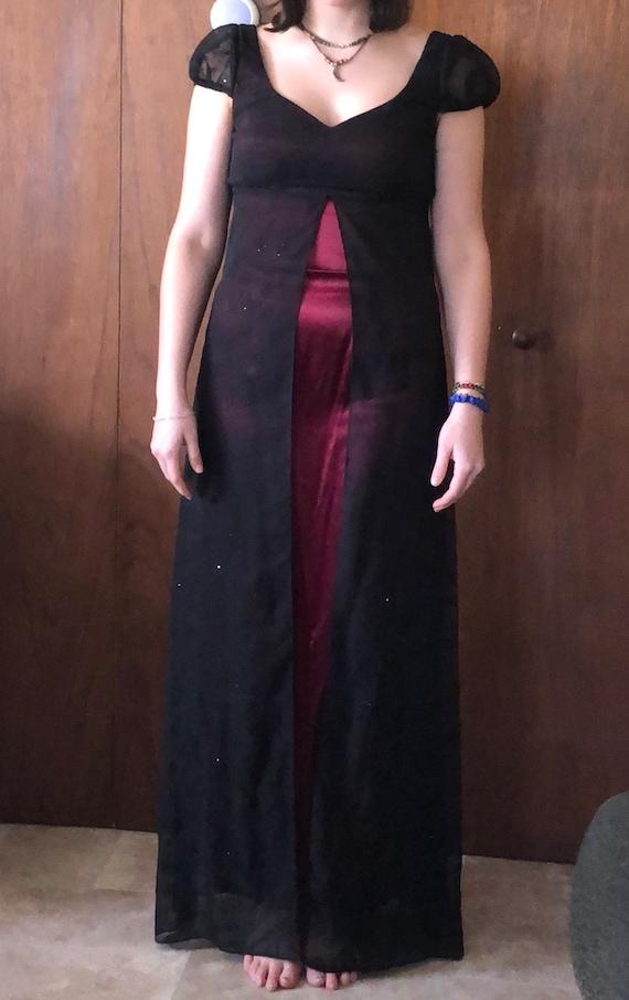 Classic Empire Waist Dress