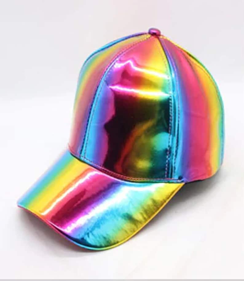 Aurora Hologram Hat